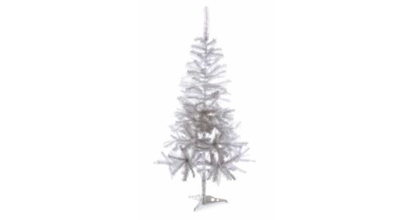 Umělý stromeček s třpytivým efektem - 150 cm