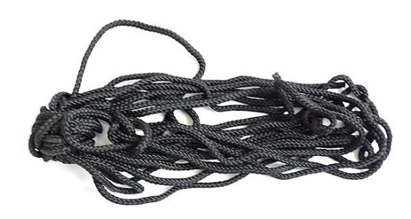 Upínací lanko pro ochrannou síť - 12,2 m