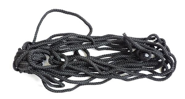 Upínací lanko pro ochrannou síť - 8,5 m