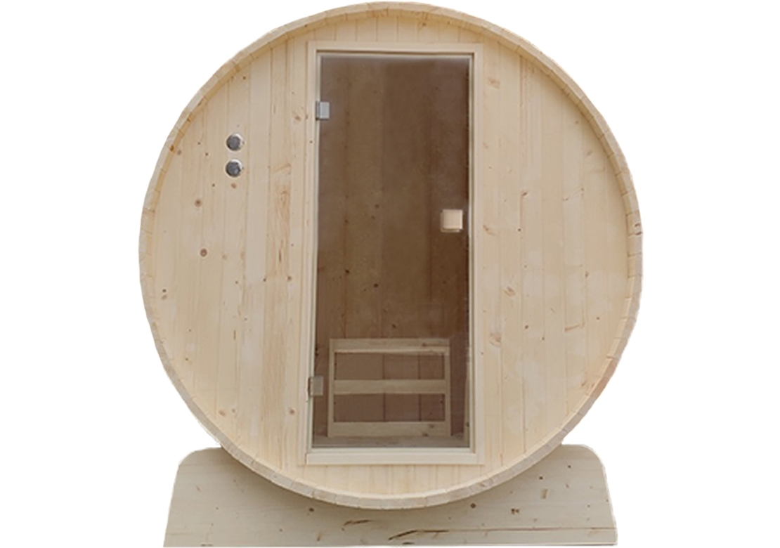 Marimex Venkovní finská sauna Marimex ULOS 4000 - 11100086