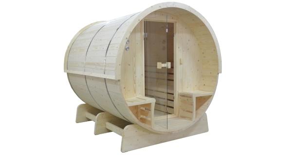 Venkovní finská sauna Marimex ULOS 6000