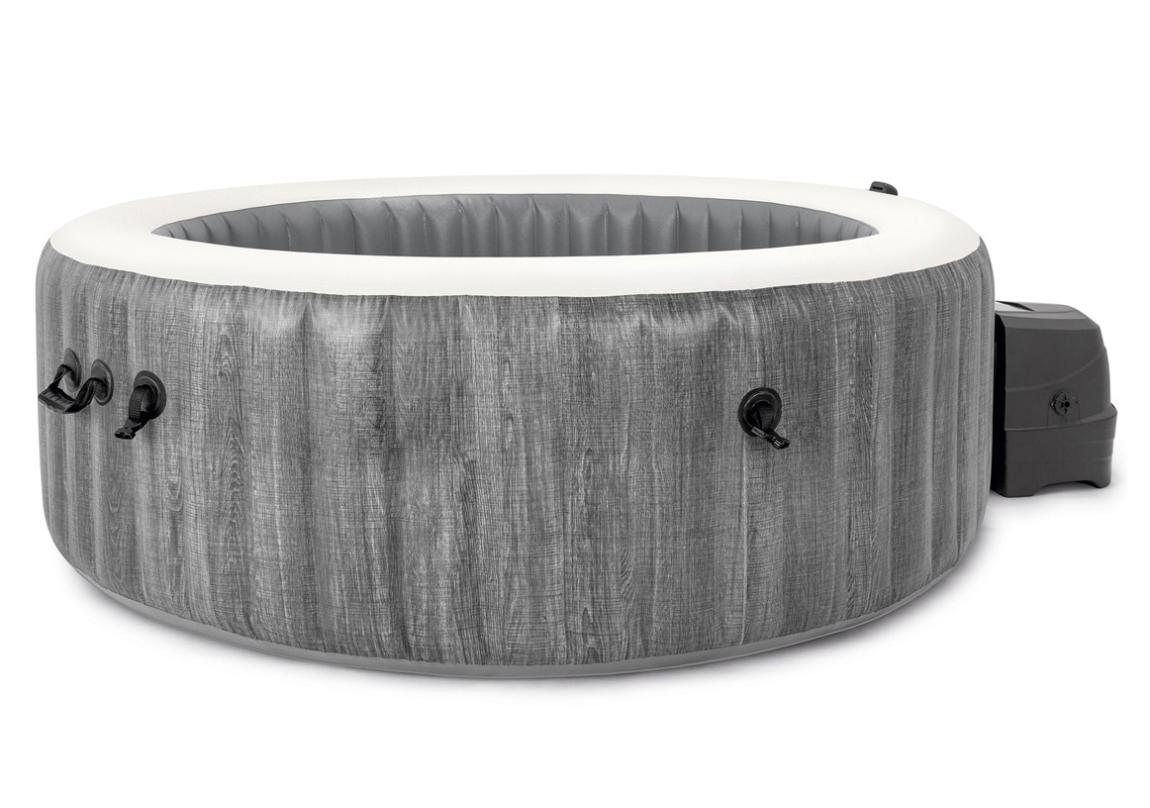 Marimex Vířivý bazén Pure Spa - Bubble Greywood Deluxe 6 - 11400245