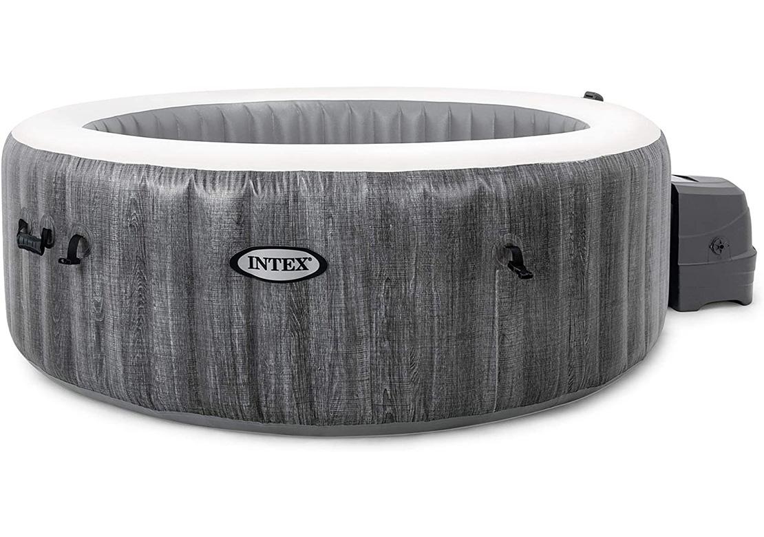 Intex 28440 Purespa Greywood Deluxe HWS 800