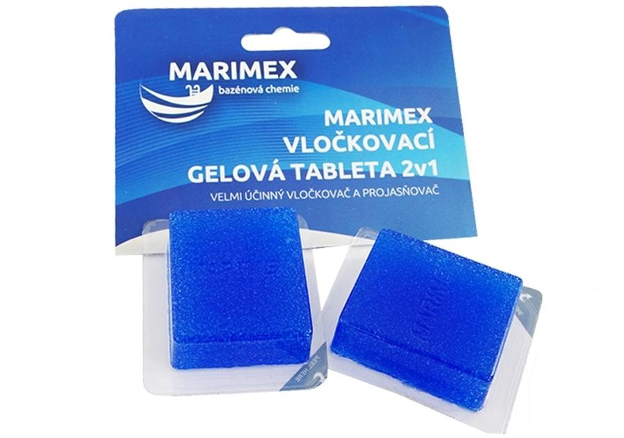 Marimex Vločkovací gelová tableta 2v1 Marimex - 11313111