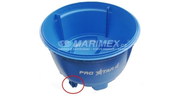 Vypouštěcí ventil pro nádobu ProStar