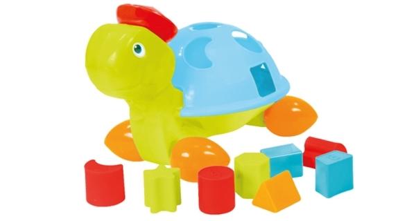 Želva vkládačka Mochtoys
